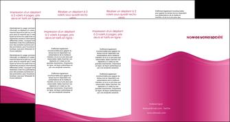 modele depliant 4 volets  8 pages  fond violet texture  violet contexture violet MLGI67367