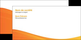 realiser enveloppe orange fond orange couleur MLGI67879