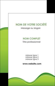 cree carte de visite espaces verts vert vert pastel couleur pastel MLGI68025