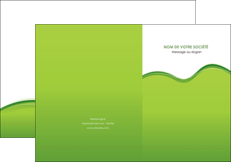 faire pochette a rabat espaces verts vert vert pastel couleur pastel MLGI68027
