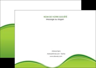 modele en ligne affiche espaces verts vert vert pastel couleur pastel MLGI68039