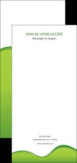 realiser flyers espaces verts vert vert pastel couleur pastel MLGI68065