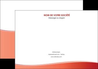 imprimer affiche rouge couleurs chaudes fond  colore MLIG68355