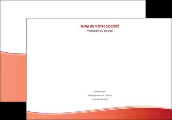 imprimer affiche rouge couleurs chaudes fond  colore MLIG68359