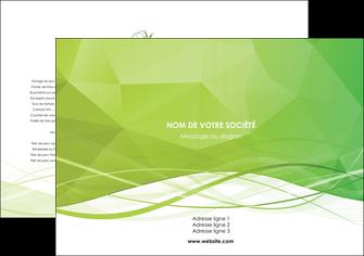 cree set de table espaces verts vert vert pastel couleur pastel MLGI68553