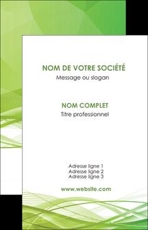 faire modele a imprimer carte de visite espaces verts vert vert pastel couleur pastel MLGI68563