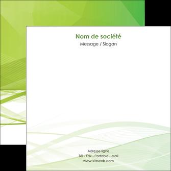 imprimerie flyers espaces verts vert vert pastel couleur pastel MLGI68587