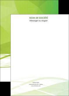imprimerie affiche espaces verts vert vert pastel couleur pastel MLGI68597