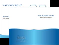 maquette en ligne a personnaliser carte de visite bleu bleu pastel fond pastel MLGI68623