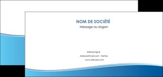 personnaliser maquette flyers bleu bleu pastel fond pastel MLGI68649