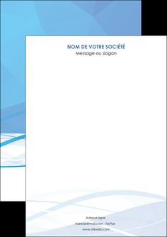 exemple flyers bleu bleu pastel fond bleu pastel MLGI68927