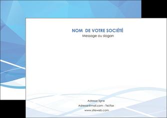 faire flyers bleu bleu pastel fond bleu pastel MLGI68953