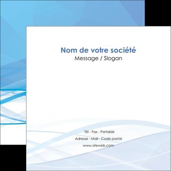 faire modele a imprimer flyers bleu bleu pastel fond bleu pastel MLGI68957
