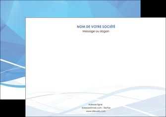 faire modele a imprimer flyers bleu bleu pastel fond bleu pastel MLGI68959
