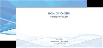 imprimer flyers bleu bleu pastel fond bleu pastel MLGI68961