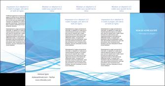 personnaliser maquette depliant 4 volets  8 pages  bleu bleu pastel fond bleu pastel MLGI68973