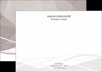 maquette en ligne a personnaliser flyers gris fond gris simple MLGI69029