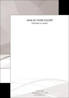 imprimerie affiche gris fond gris simple MLGI69037