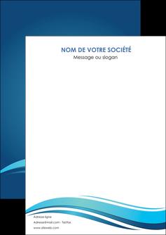 creation graphique en ligne flyers bleu bleu pastel fond bleu MIS69627
