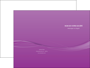 creer modele en ligne pochette a rabat web design fond violet fond colore action MIF69793