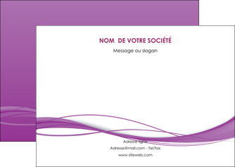 imprimerie flyers web design fond violet fond colore action MIF69807