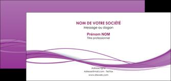 creer modele en ligne carte de correspondance web design fond violet fond colore action MIF69817