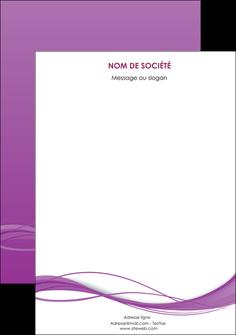 faire modele a imprimer affiche web design fond violet fond colore action MIF69821
