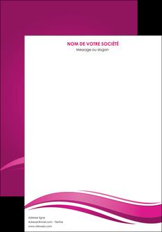 creer modele en ligne affiche violet violace fond violet MIF69837