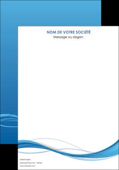 faire modele a imprimer affiche bleu bleu pastel fond bleu MIF70051