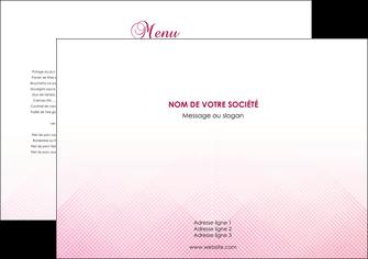 faire modele a imprimer set de table rose rose tendre fond en rose MLGI70205