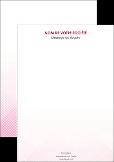 creer modele en ligne affiche rose rose tendre fond en rose MLGI70207