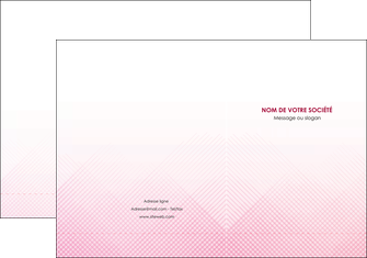 exemple pochette a rabat rose rose tendre fond en rose MLGI70219