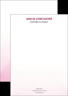 imprimerie affiche rose rose tendre fond en rose MLGI70249