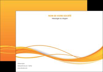 creer modele en ligne affiche orange couleur couleurs MIF70401