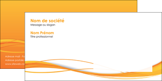 modele enveloppe orange couleur couleurs MIF70417