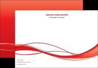modele affiche rouge couleur couleurs MIF70505