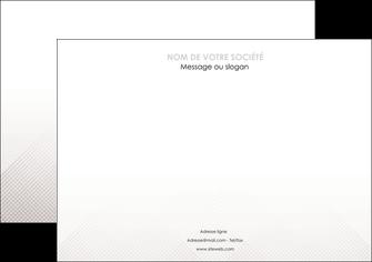 maquette en ligne a personnaliser affiche gris simple sobre MLGI70721
