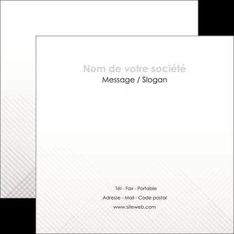 realiser flyers gris simple sobre MLGI70731