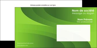 modele en ligne enveloppe graphisme vert texture papier au fond vert vert  pastel MLGI7113