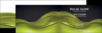 faire modele a imprimer carte de visite espaces verts vert vert pastel fond vert pastel MIF71423