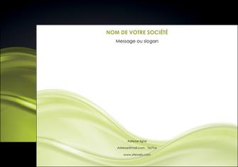 personnaliser modele de affiche espaces verts vert vert pastel fond vert pastel MIF71435