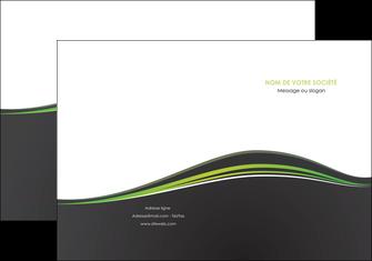 maquette en ligne a personnaliser pochette a rabat web design gris gris metallise fond gris metallise MLGI71481