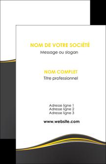 modele en ligne carte de visite web design gris gris fonce mat MIF71529