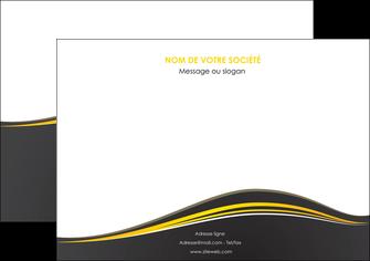 creer modele en ligne affiche web design gris gris fonce mat MIF71539