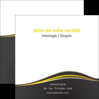 impression flyers web design gris gris fonce mat MIF71553