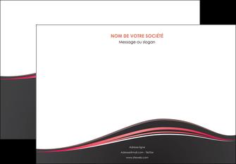 creer modele en ligne affiche web design gris gris fonce mat MIF71593