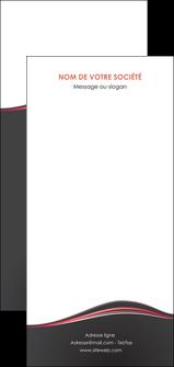 modele en ligne flyers web design gris gris fonce mat MIF71621