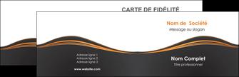 faire carte de visite web design noir fond noir couleur noir MIF71799