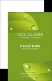 imprimerie carte de visite amenagement exterieur vert nature fond vert MLGI7179