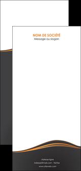 imprimerie flyers web design noir fond noir couleur noir MIF71841